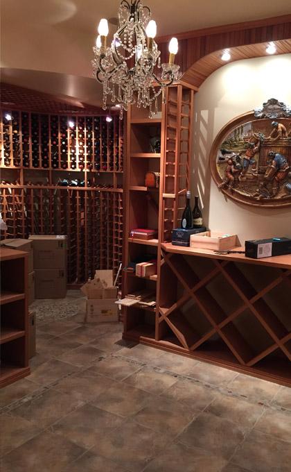 Cave à vin - Riviera Réfrigération